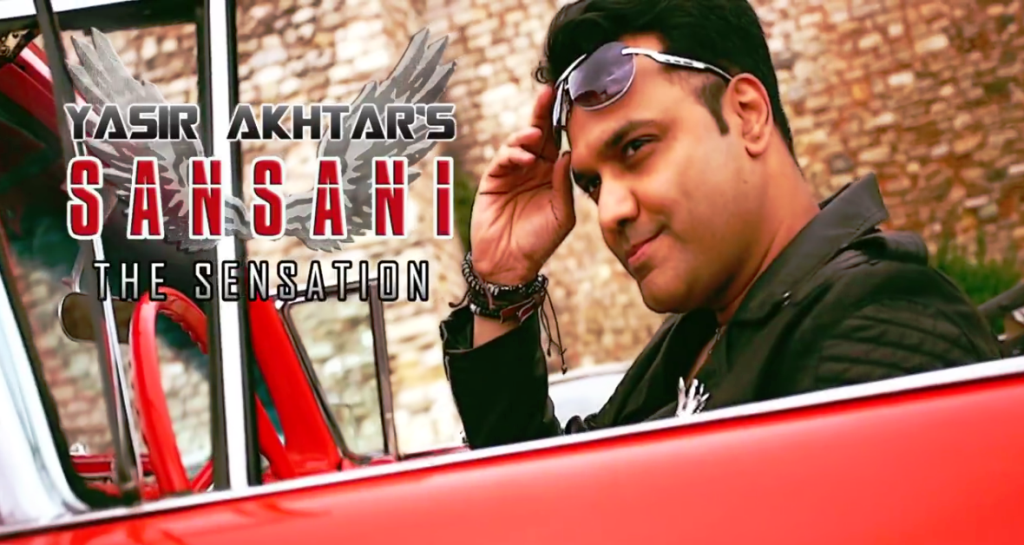 Sansani - Yasir Akhter