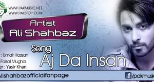 Aj Da Insan by Ali Shahbaz slide