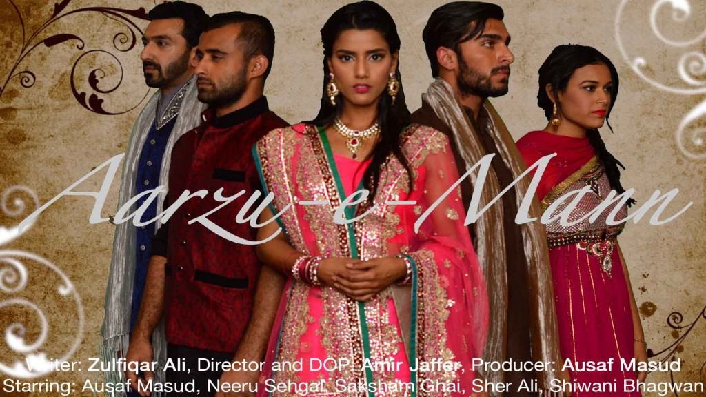 Aarzu-e-Mann OST by Ausaf Masud(1)